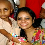 raksha bandhan with cancer children copy 150x150 Raksha Bandhan Celebration
