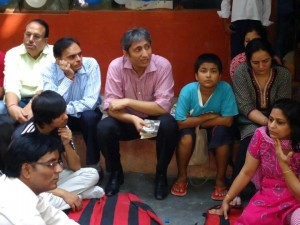 Ravish Kumar NDTV 1 300x225 Autumn Noon with Ravish Kumar, Senior Journalist with NDTV