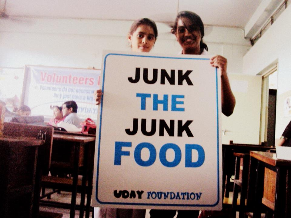 awareness of students in junk food consumption Results: the study showed that mean junk food consumption was high in iran, especially in children and adolescents and the most important influencing factors was availability, low price, the impact of media, taste preferences, diversity and attractiveness of the package, inadequate awareness and lifestyle changes recommended interventions by .