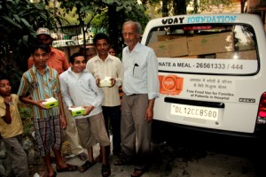 Food Donation in Delhi 300x200 Free Food Van for Families of Patients in the Hospitals