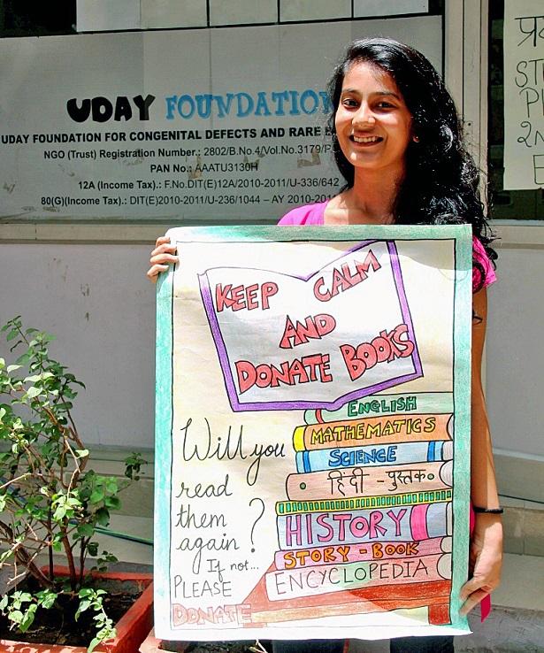 Donate Books 1